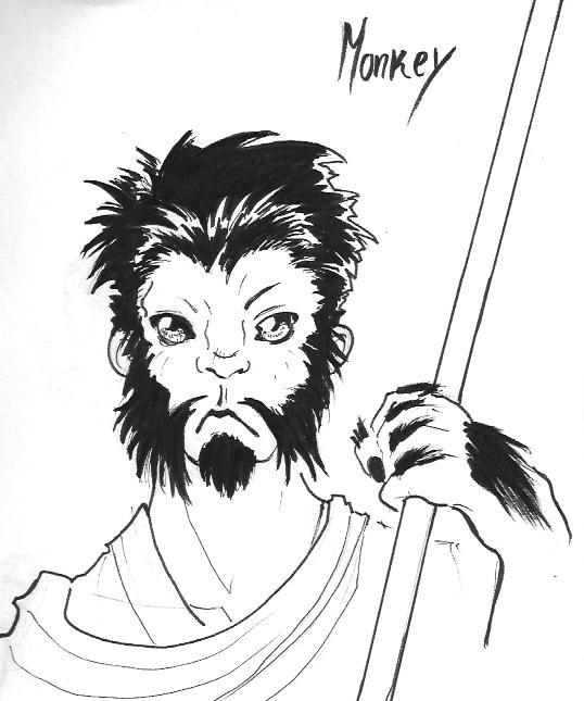 Irrepressible postmortem studios page 2 for Ink monkey press