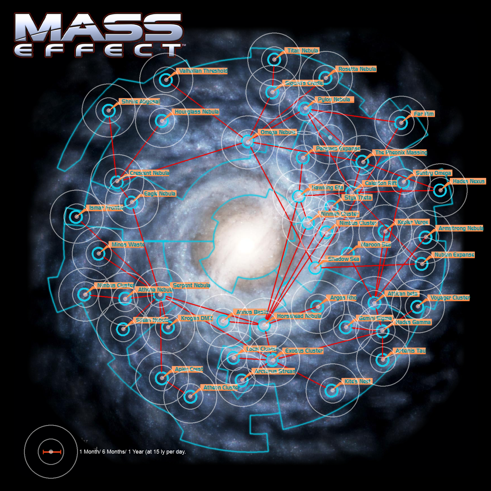 Mass Effect Andromeda Star Map.Some Unexplained And Irrational Stuff In Mass Effect Masseffect