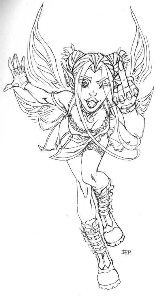 Punky Fairy