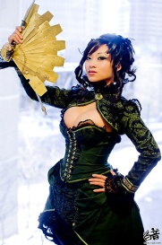 Original Steampunk 2 by Yaya Han