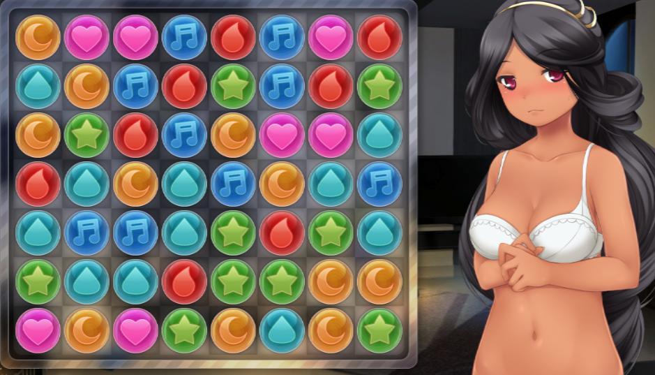 Big tits face fuck