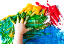 finger-painting-with-texture