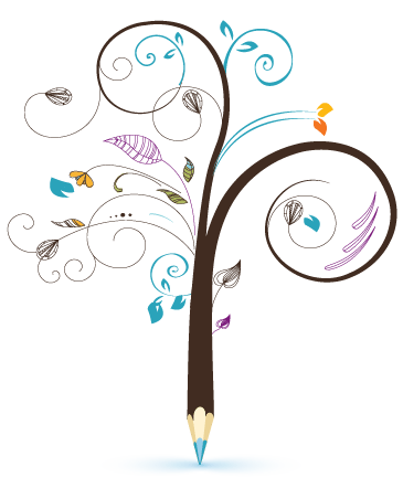 000564-Free-logomaker-Pencil-Tree-Logo-01
