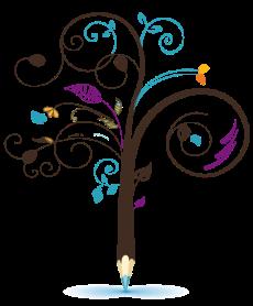 000564-Free-logomaker-Pencil-Tree-Logo-01