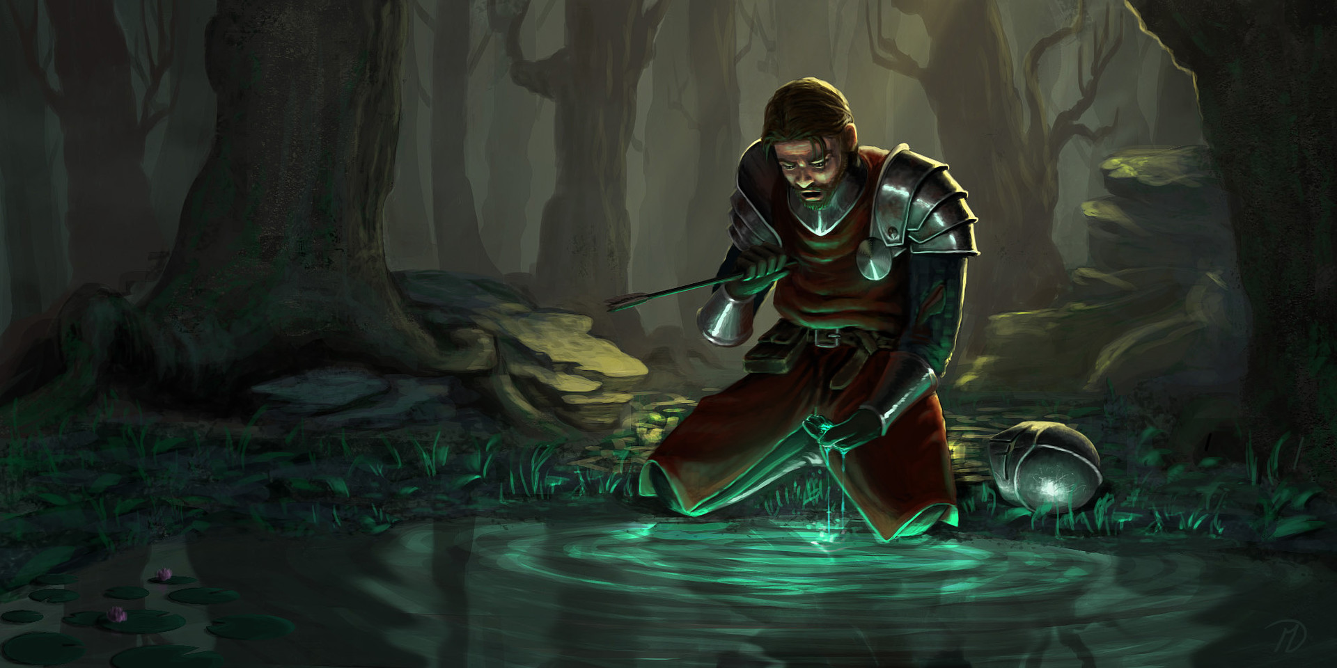 maxime-defoulny-woundedknightmagiclake-copie11